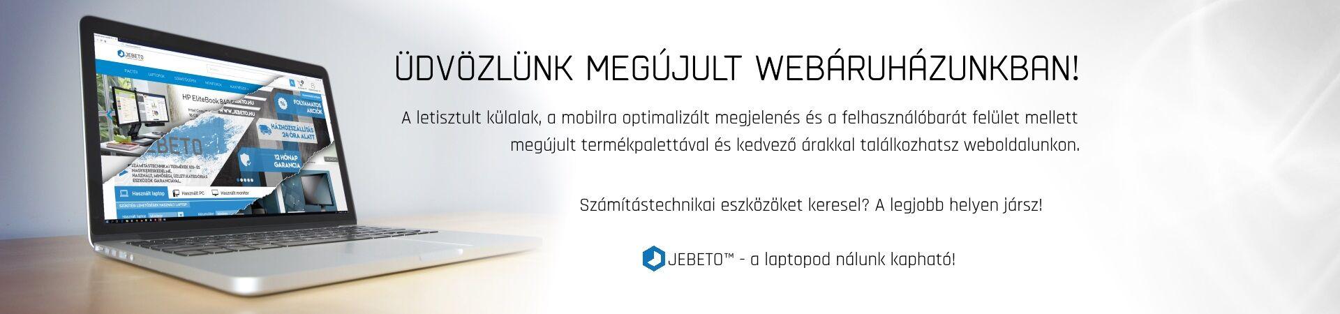 Megújult weblap