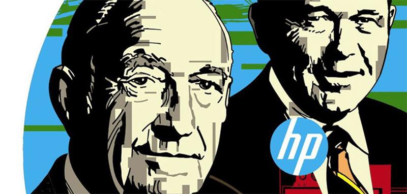 HP laptop alapítók