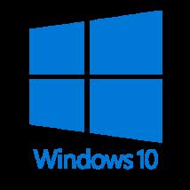 Windows 10 Pro. (telepítve)