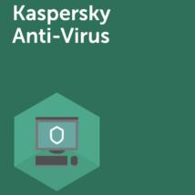 Kaspersky Anti-Virus Vírusirtóval