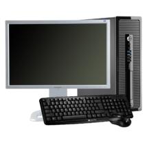 """HP ProDesk 400 G1 + Samsung 244T  24"""" FULL HD"""