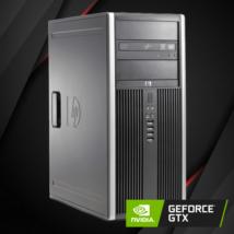 HP Compaq 8200 Elite CMT - GTX1650