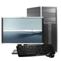 """HP 8200 Elite  + HP LA2205WG - 22"""" WSXGA+"""