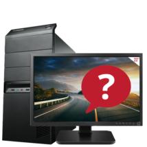 "Lenovo ThinkCentre M83 - Ajándék 22"" monitor"