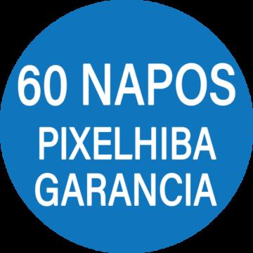 60 napos Pixelhiba garanciával