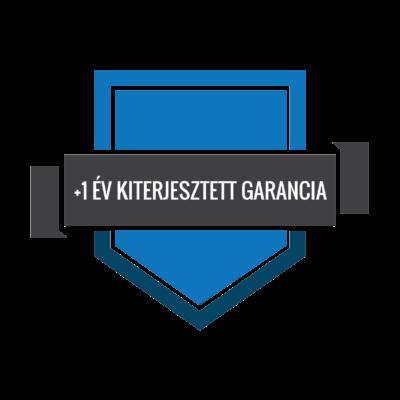 +1 év Kiterjesztett Garanciával