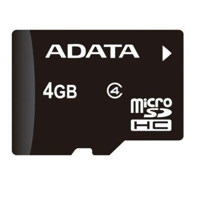 ADATA microSDHC 4GB Class 4
