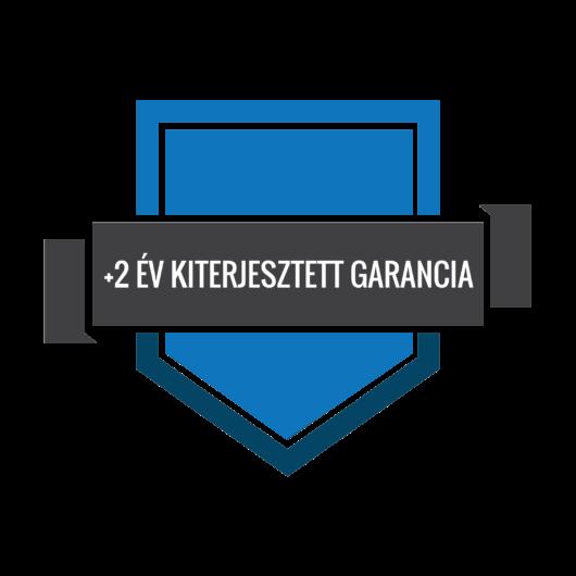 +2 év Kiterjesztett Garanciával