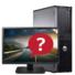 """Kép 1/3 - DELL Optiplex 755 SFF - Ajándék 19"""" B kategóriás monitor"""